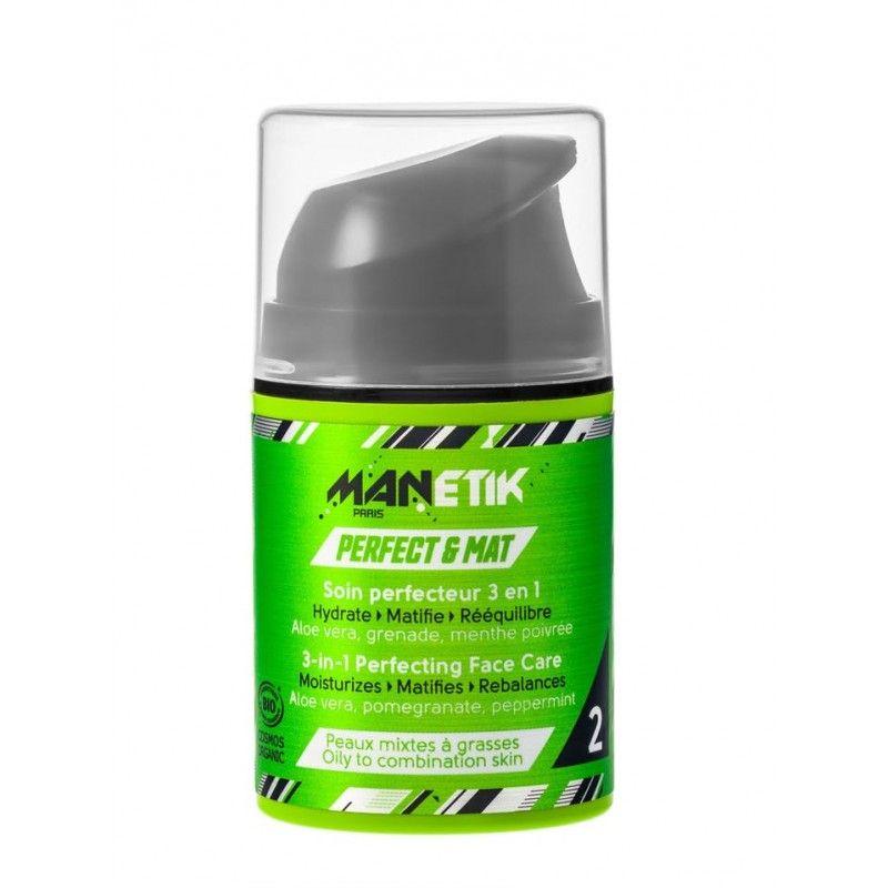 Perfect & mat soin perfecteur 3 en 1 Manetik Bio Manetik - 1