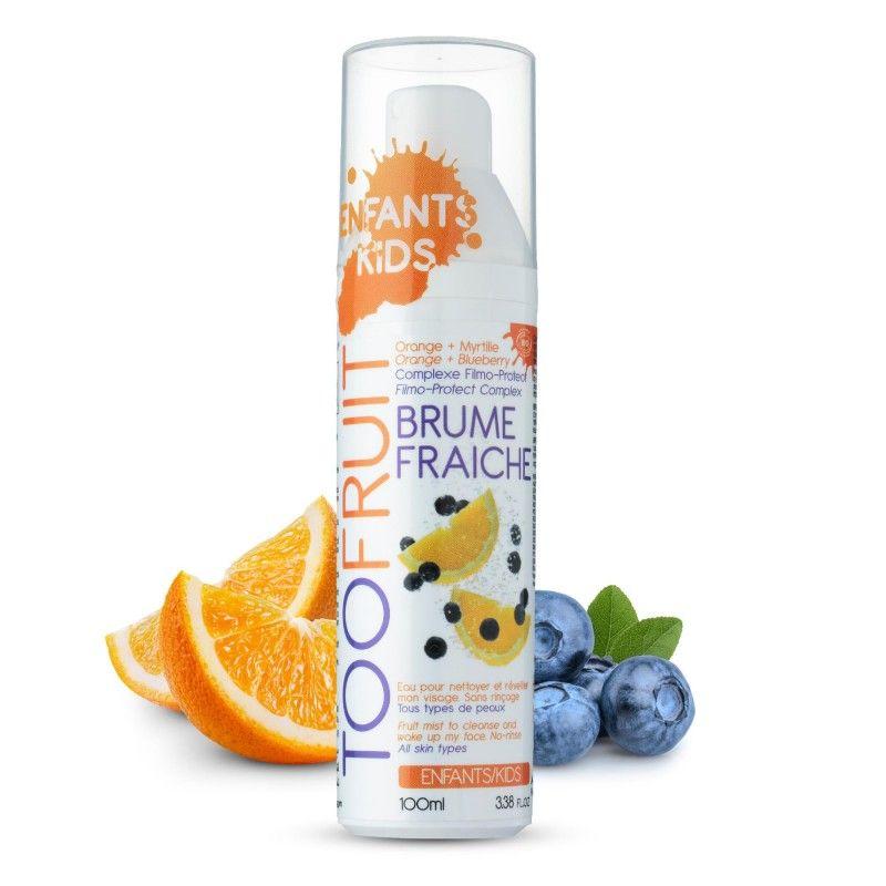 Brume fraiche nettoyant visage TOO FRUIT TOOFRUIT - 1