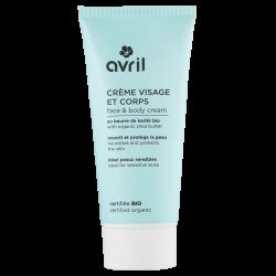 Crème visage & corps Avril - Certifiée Bio Avril - 1