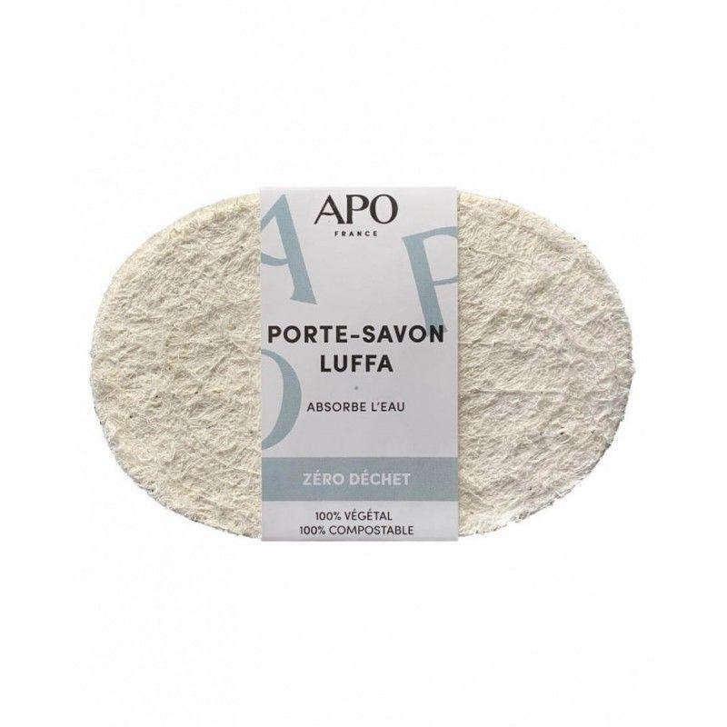 Porte-savon en luffa APO APO - 1