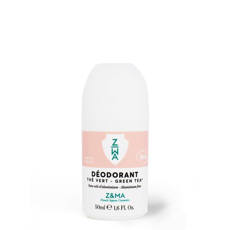 Le déodorant Thé Vert Z&ma - 1