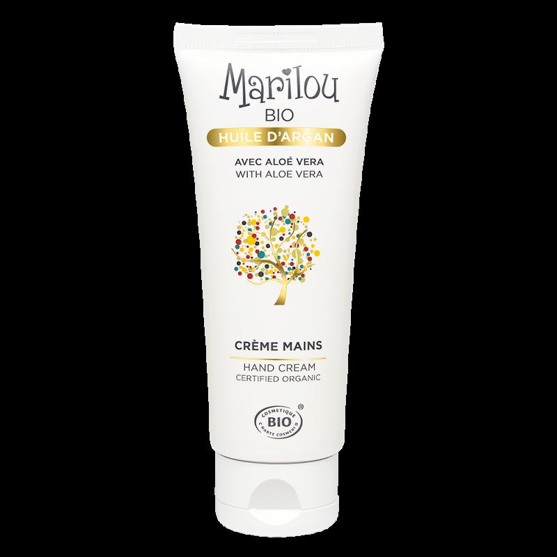 Crème mains bio à l'huile d'Argan Marilou bio Marilou Bio - 2