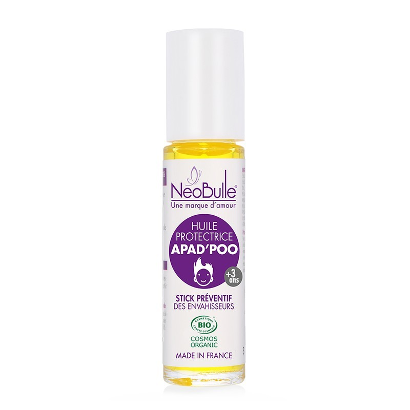 Huile Apad'poo, stick aromatique NEOBULLE NEOBULLE - 1