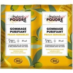 GOMMAGE BIO PURIFIANT PEAUX SENSIBLES - Instant Poudré Instant poudre - 1