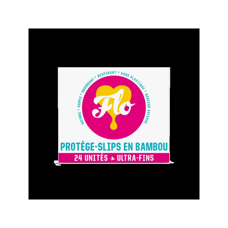 Protège-slips en bambou bio Flo Here we Flo - 1