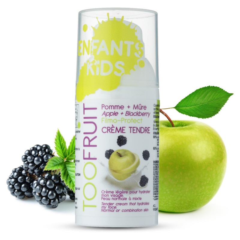 Crème tendre - Pomme et Mûre TOOFRUIT TOOFRUIT - 1