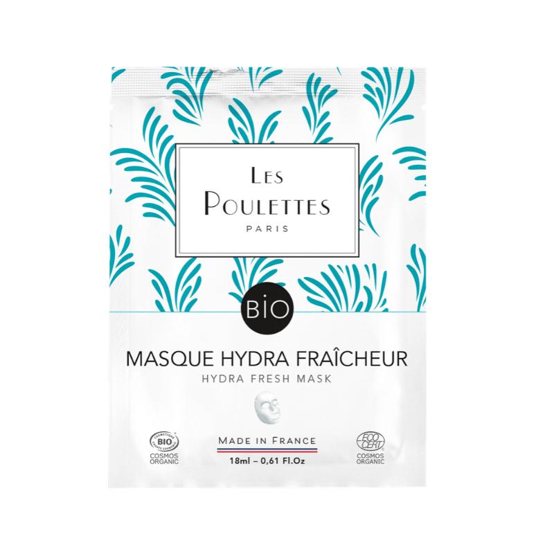 Masque Hydra Fraîcheur Les Poulettes Les Poulettes Paris - 1