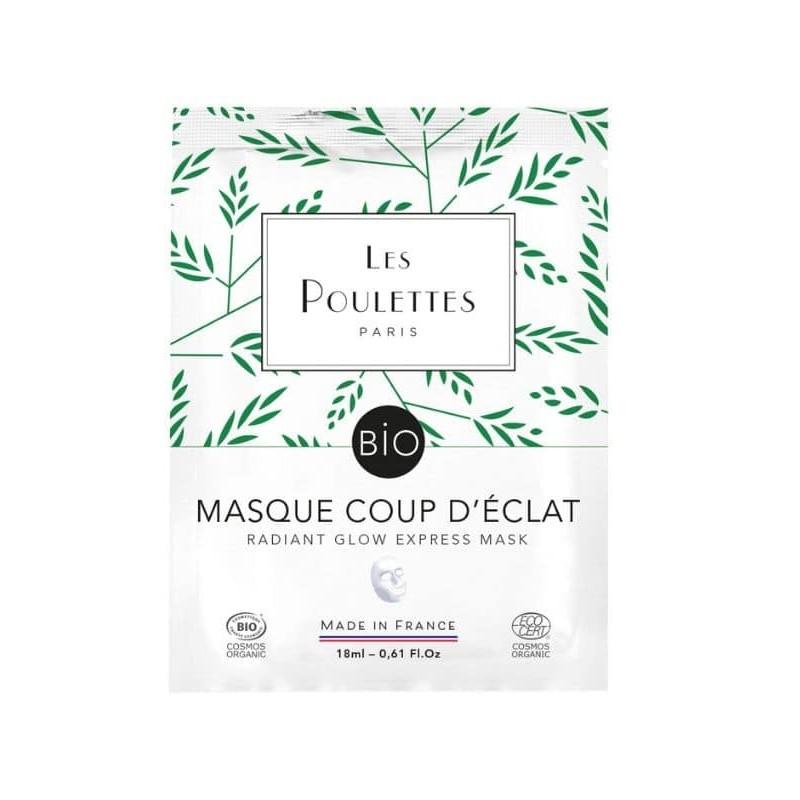 Masque Coup d'éclat Les Poulettes Les Poulettes Paris - 1