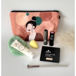 Trousse maquillage Nude